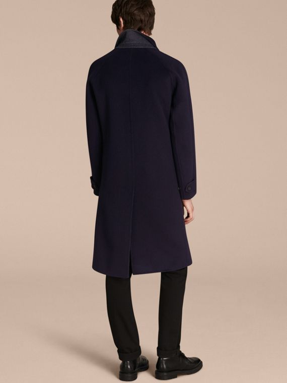 Double-faced Wool Car Coat - cell image 2