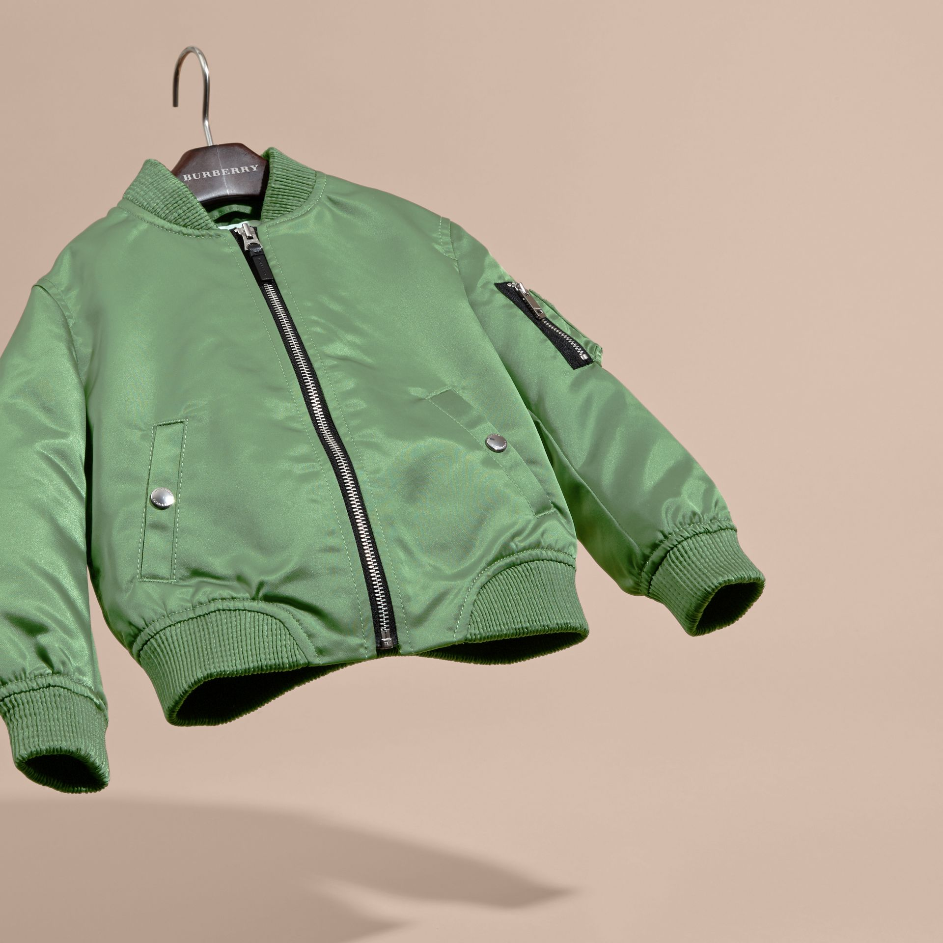 Technical Bomber Jacket - gallery image 3