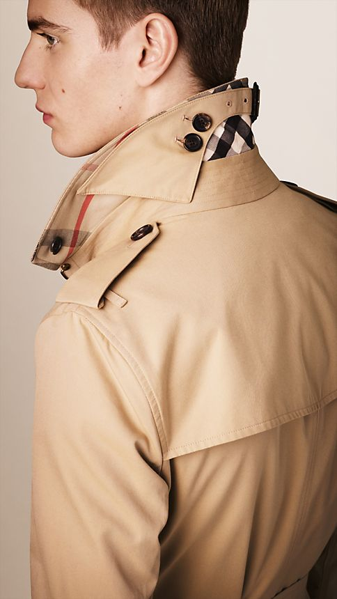 Miel The Sandringham – Trench-coat Heritage long - Image 3