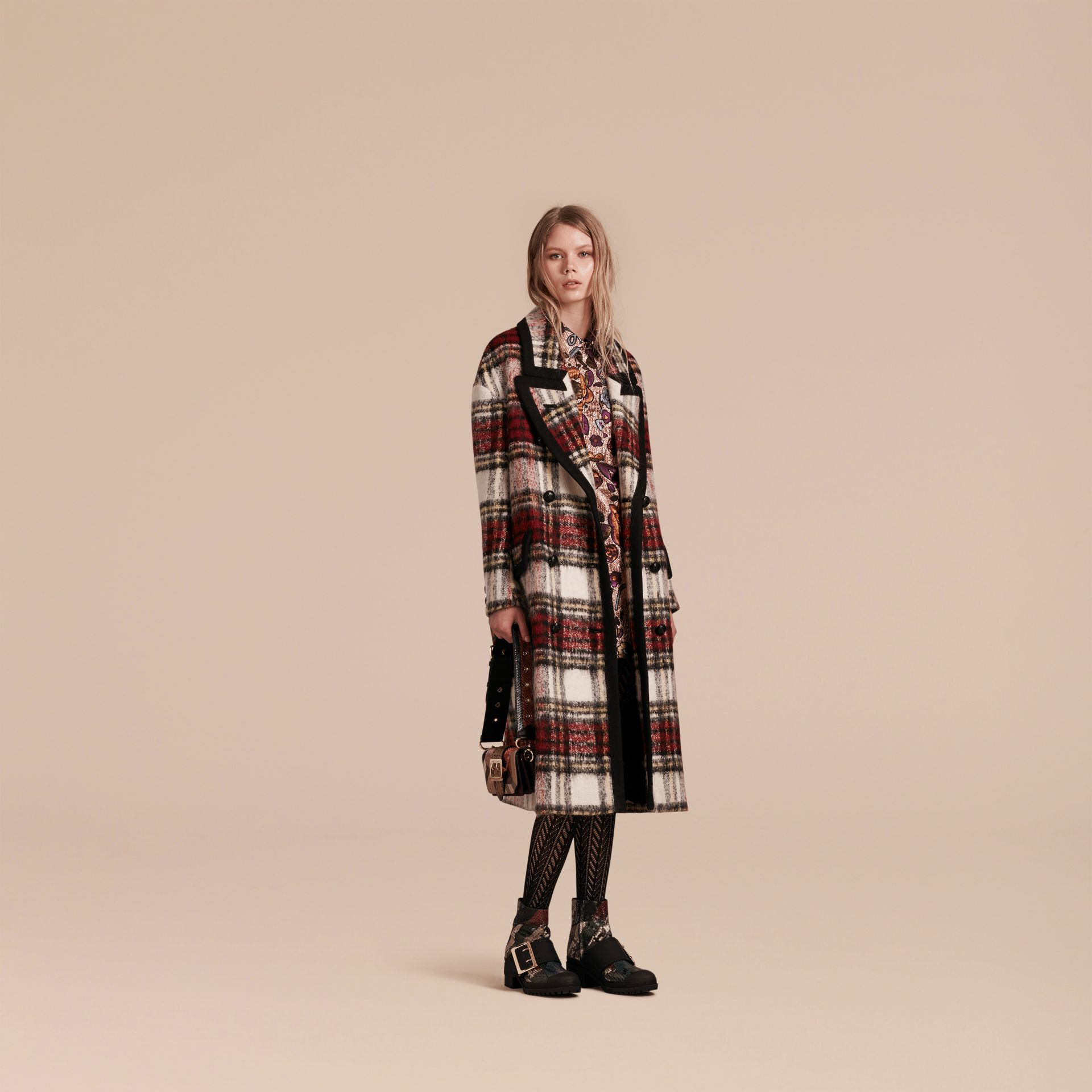 Elderberry The Check Coat - gallery image 7