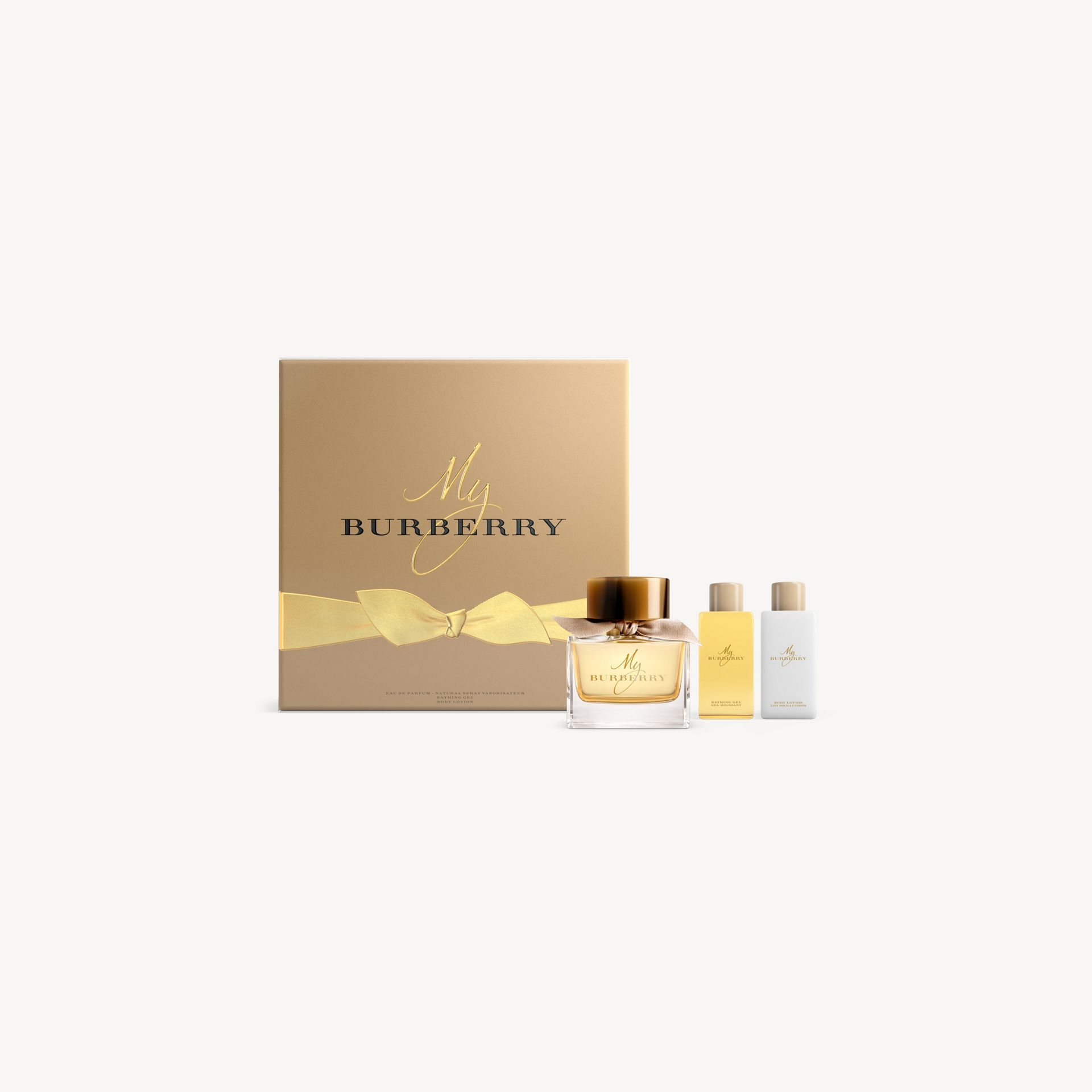 My Burberry Eau de Parfum Luxury Set in Honey Trench - Women | Burberry United States - gallery image 0