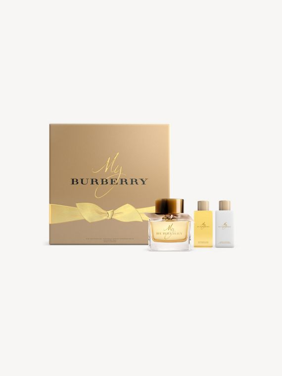 My Burberry Eau de Parfum Festive Luxury Set