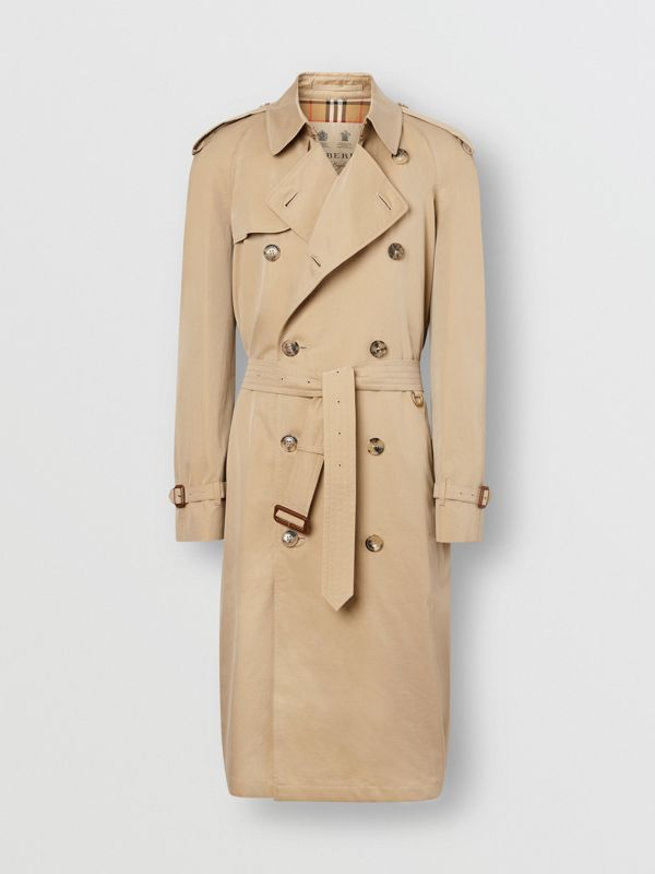 The Westminster Heritage Trench Coat in Honey - Men | Burberry Canada - cell image 3