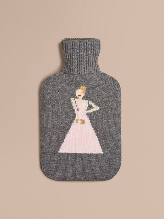 The Beauty Cashmere Hot Water Bottle Cover
