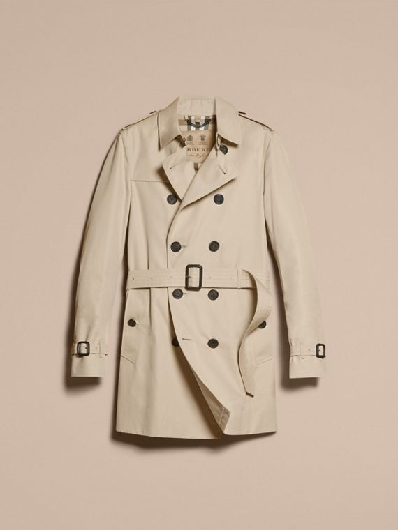 Pietra The Chelsea - Trench coat Heritage medio Pietra - cell image 3