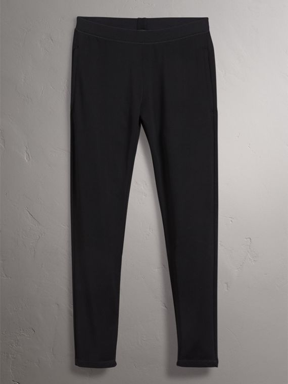 Heavy Twill Sports Trousers - Women | Burberry - cell image 3