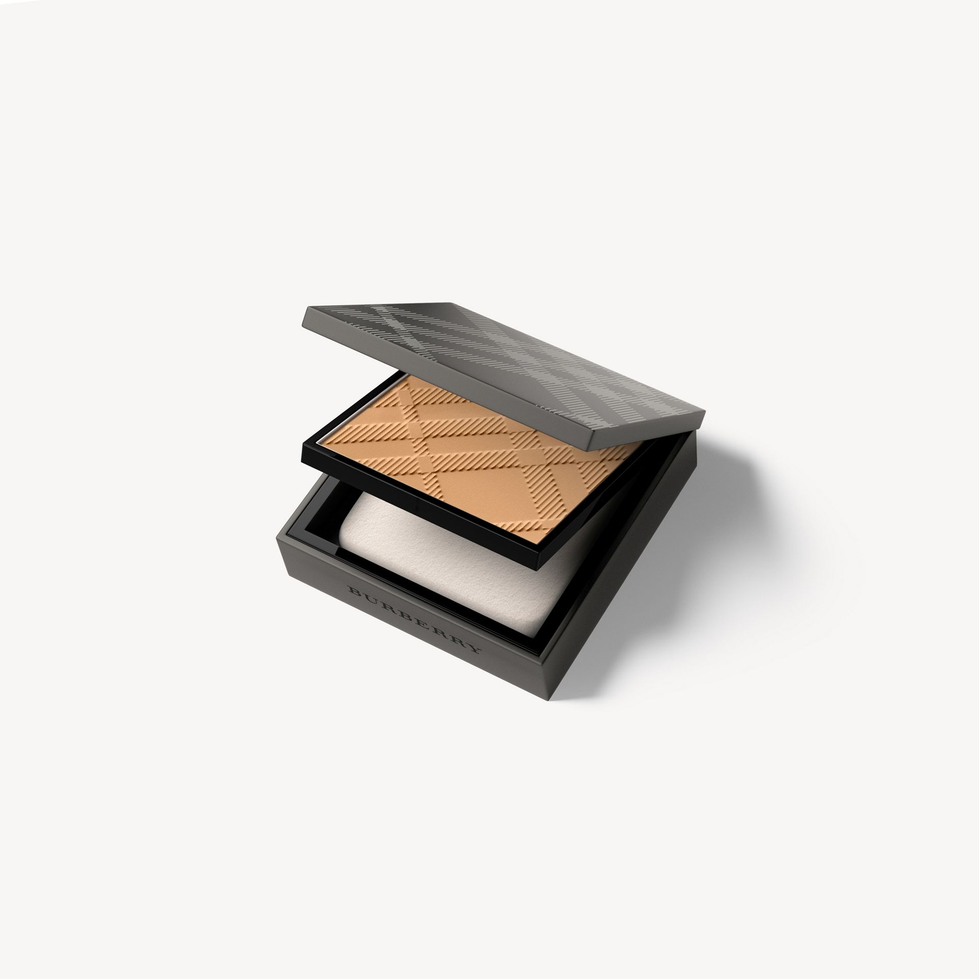 Matte Glow Compact Foundation – 70 Medium Cool - Donna | Burberry - immagine della galleria 0