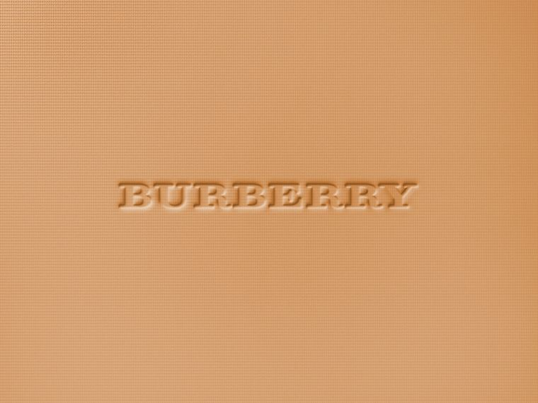 Burberry Cashmere Compact – Ochre No.20 - Women | Burberry - cell image 1