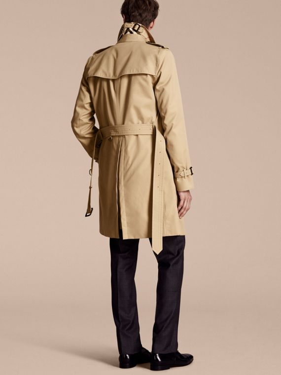 Miele The Kensington - Trench coat Heritage lungo Miele - cell image 2