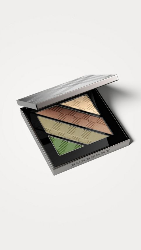 Sage green 15 Complete Eye Palette – Sage Green No.15 - Image 1