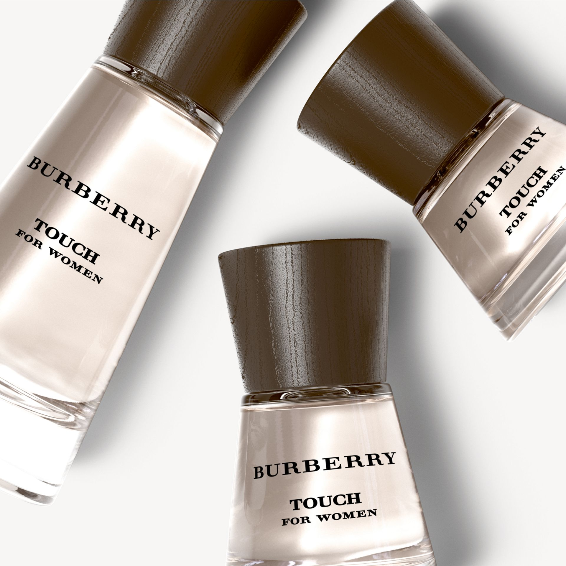 Burberry Touch Eau de Parfum 100ml - Women | Burberry Singapore - gallery image 1