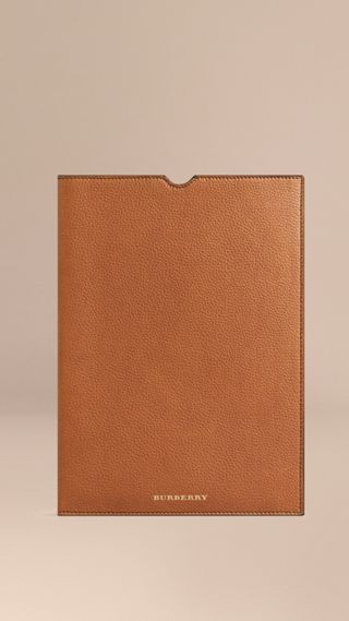Grainy Leather iPad Case