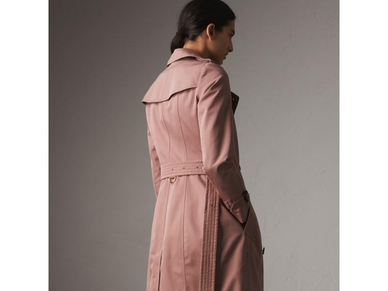 Cotton Gabardine Trench Coat - Women | Burberry - cell image 1