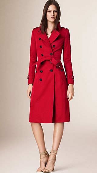 The Chelsea Extra-long Heritage Trench Coat