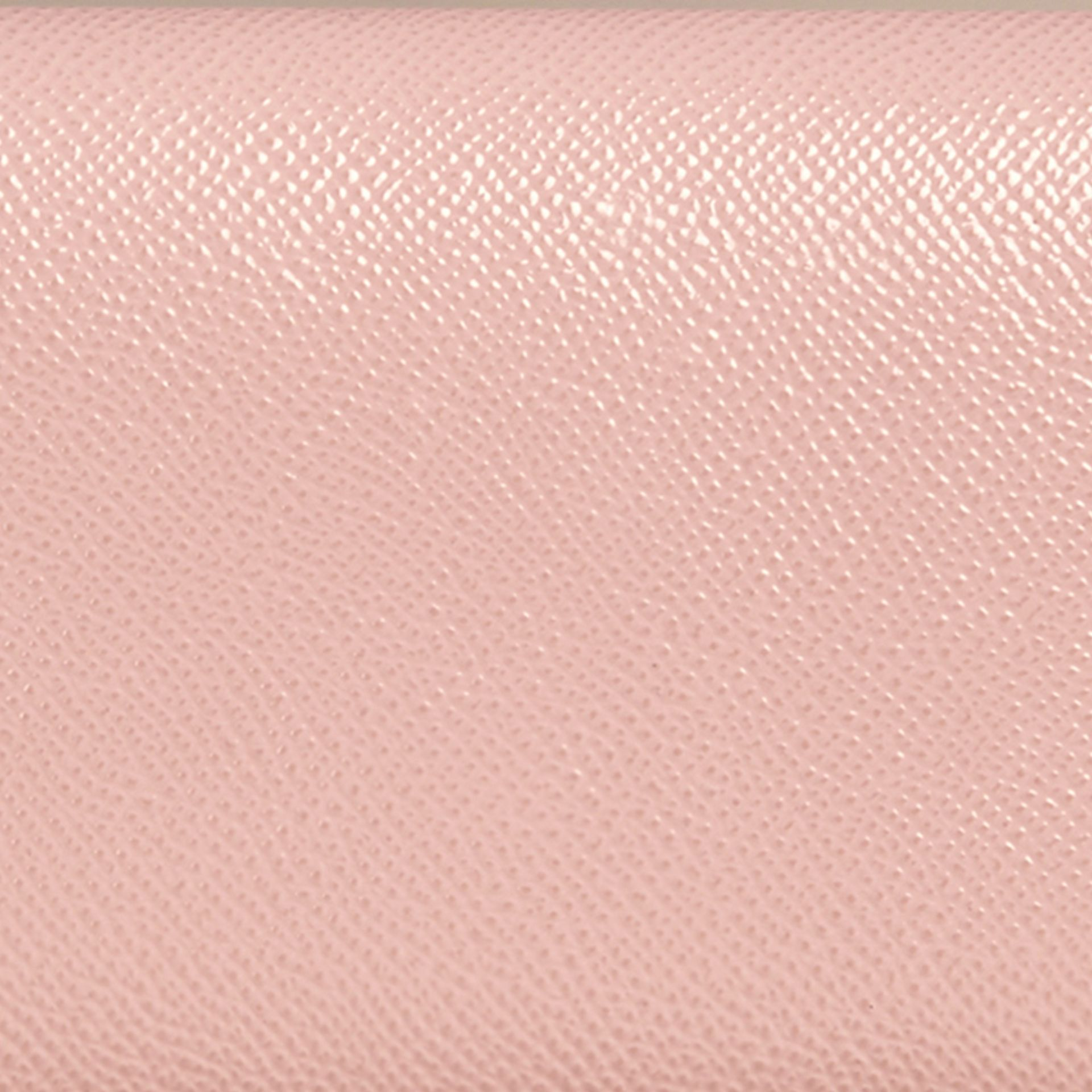 Ash rose Patent London Leather Continental Wallet Ash Rose - gallery image 2