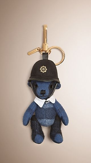 The Bobby Thomas Bear Charm