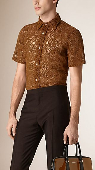 Swiss Lace Shirt