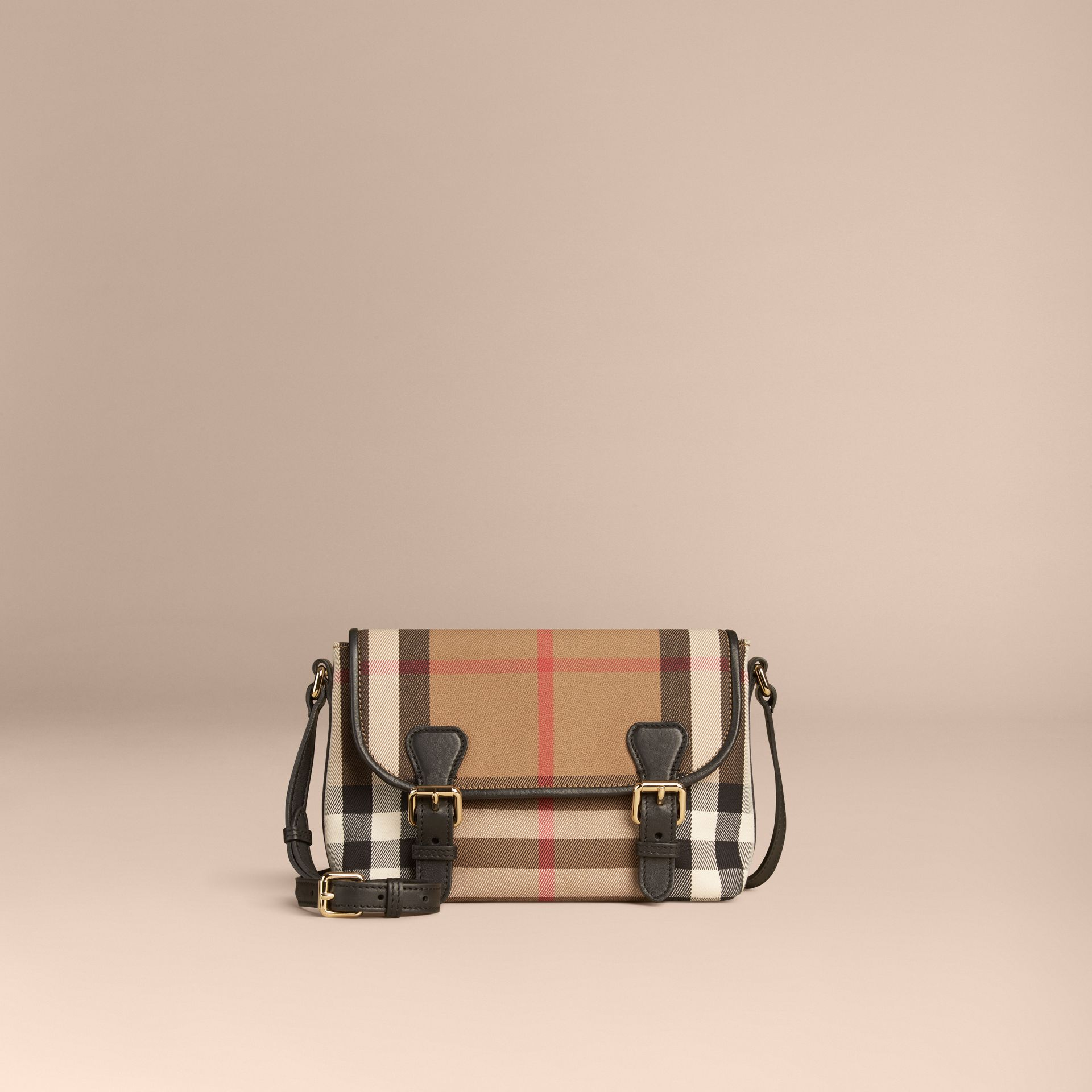 Black House Check Satchel - gallery image 2
