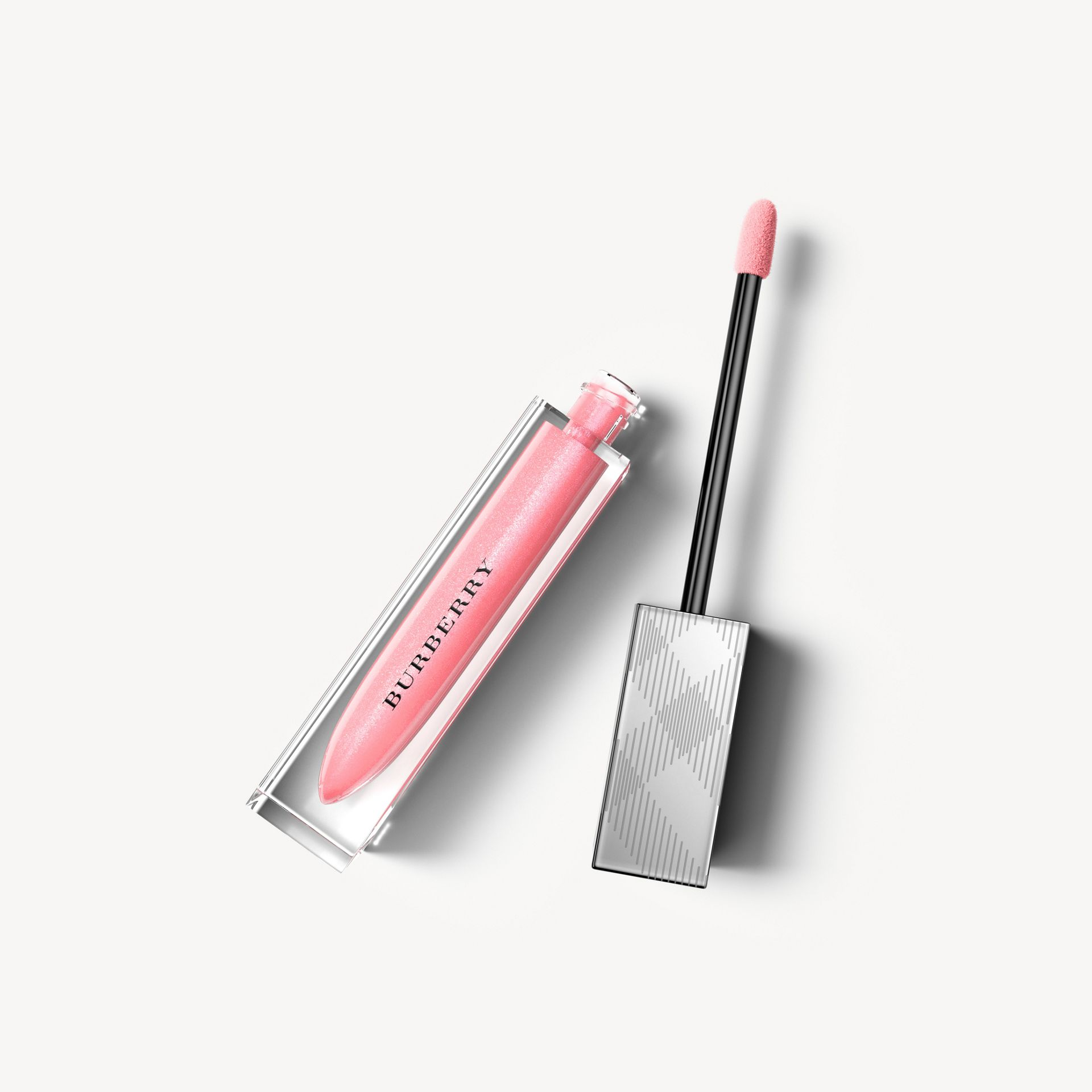 Burberry Kisses Gloss - Sugar Pink No.45 - Women | Burberry United Kingdom - gallery image 1