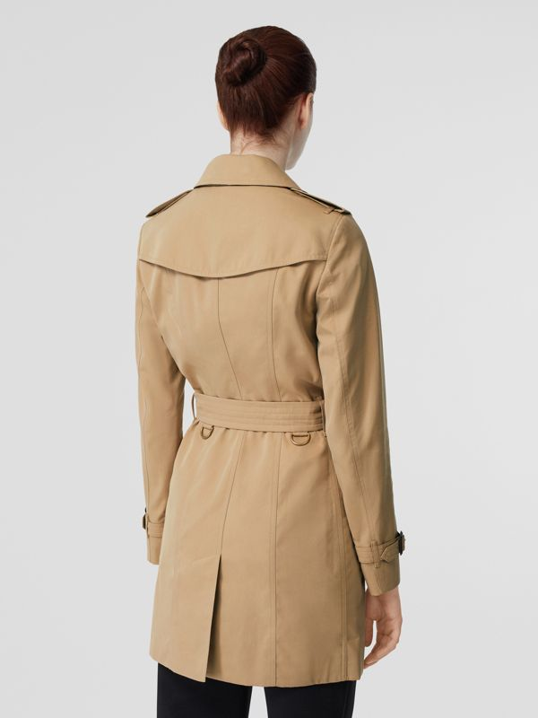 The Sandringham – Mid-length Trench Coat in Honey - Women | Burberry United States - cell image 2