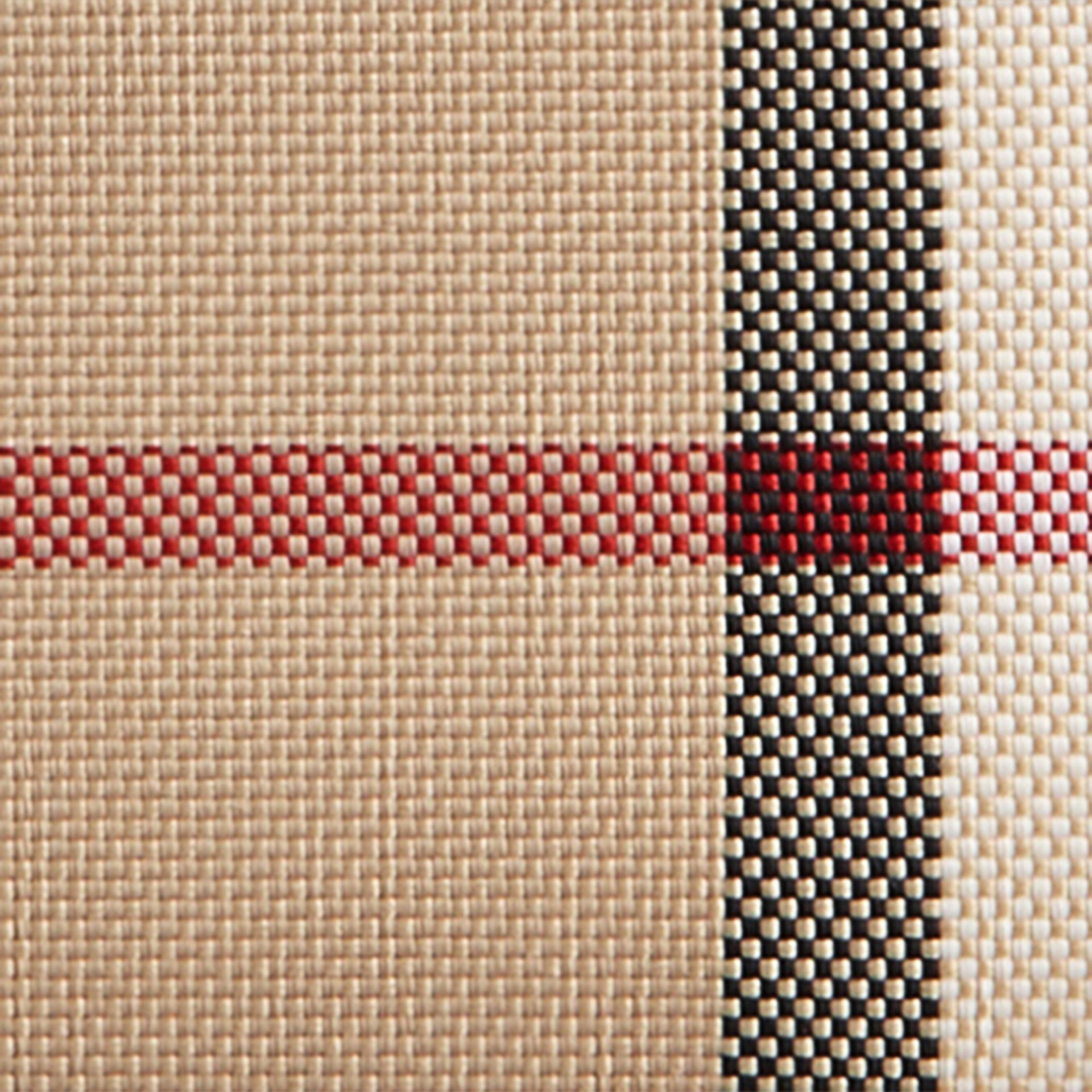 Porte-cartes à motif Horseferry check (Hâle) - Homme | Burberry - photo de la galerie 2