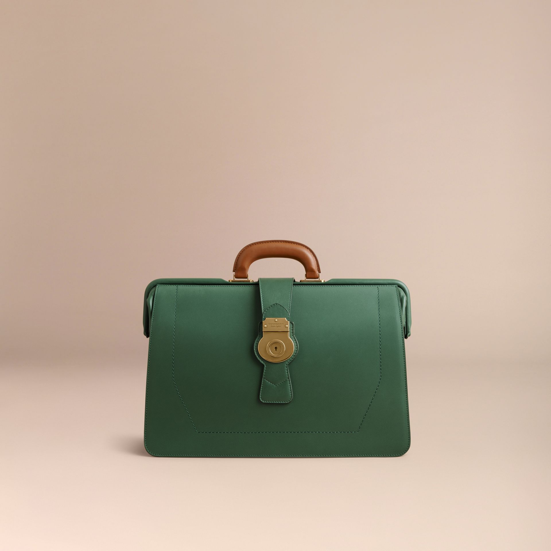 The DK88 Doctor's Bag in Dark Forest Green - Men | Burberry United Kingdom - gallery image 6
