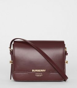 3085cbfee139 Small Leather Grace Bag in Oxblood
