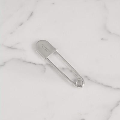 Palladium-plated Kilt Pin
