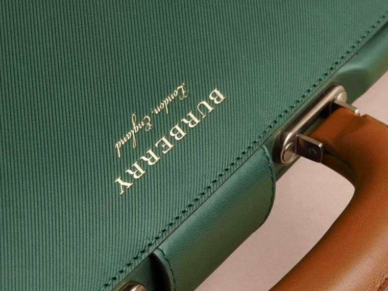 The DK88 Doctor's Bag in Dark Forest Green - Men | Burberry United States - cell image 1