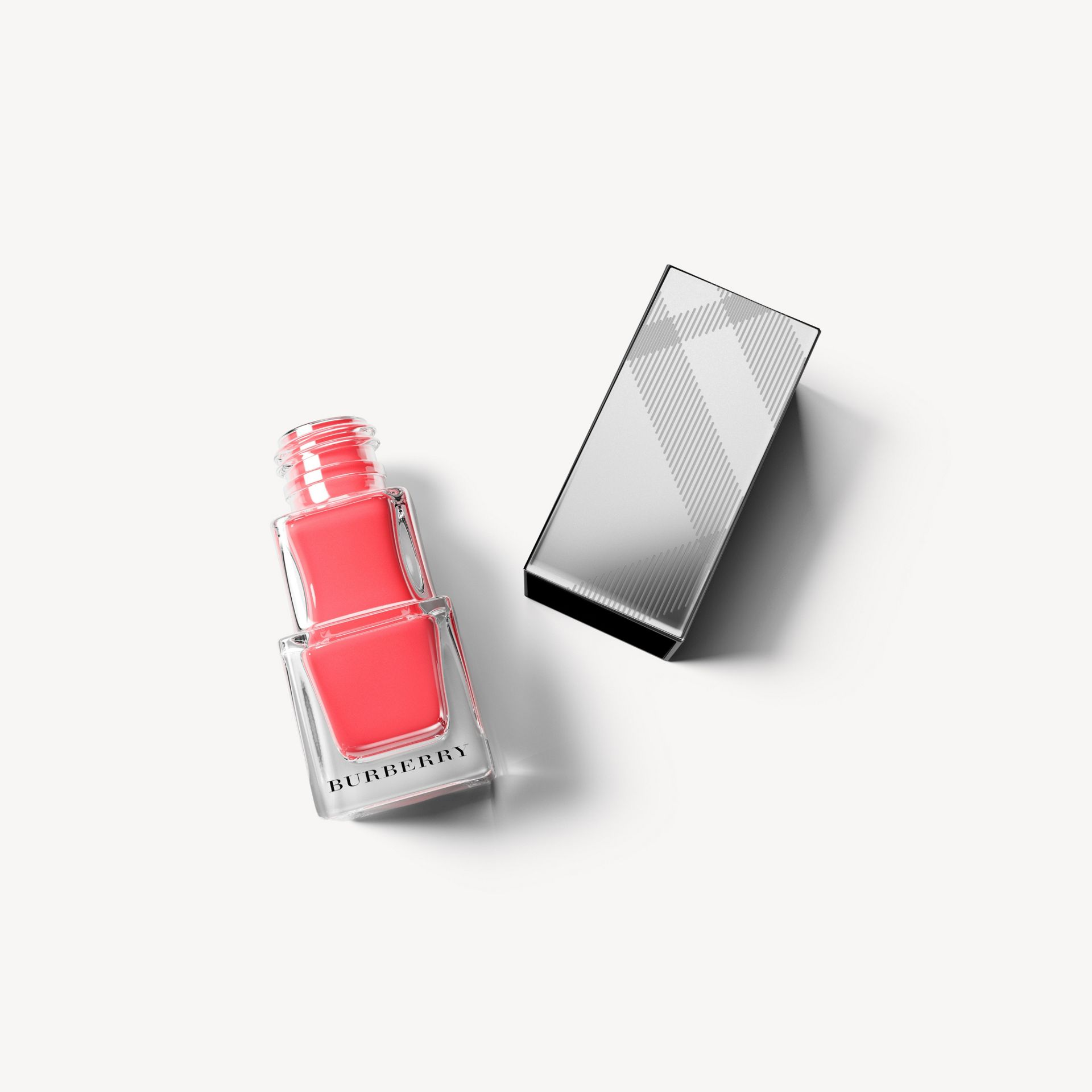 Nail Polish - Coral Pink No.220 Limited Edition - Women | Burberry - gallery image 1