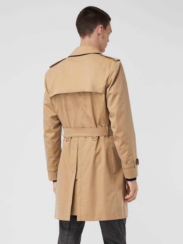 Trench Heritage The Kensington (Miel) - Homme | Burberry - cell image 2