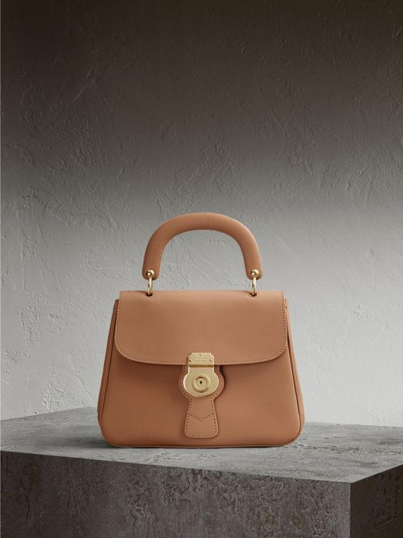 The Medium DK88 Top Handle Bag Honey