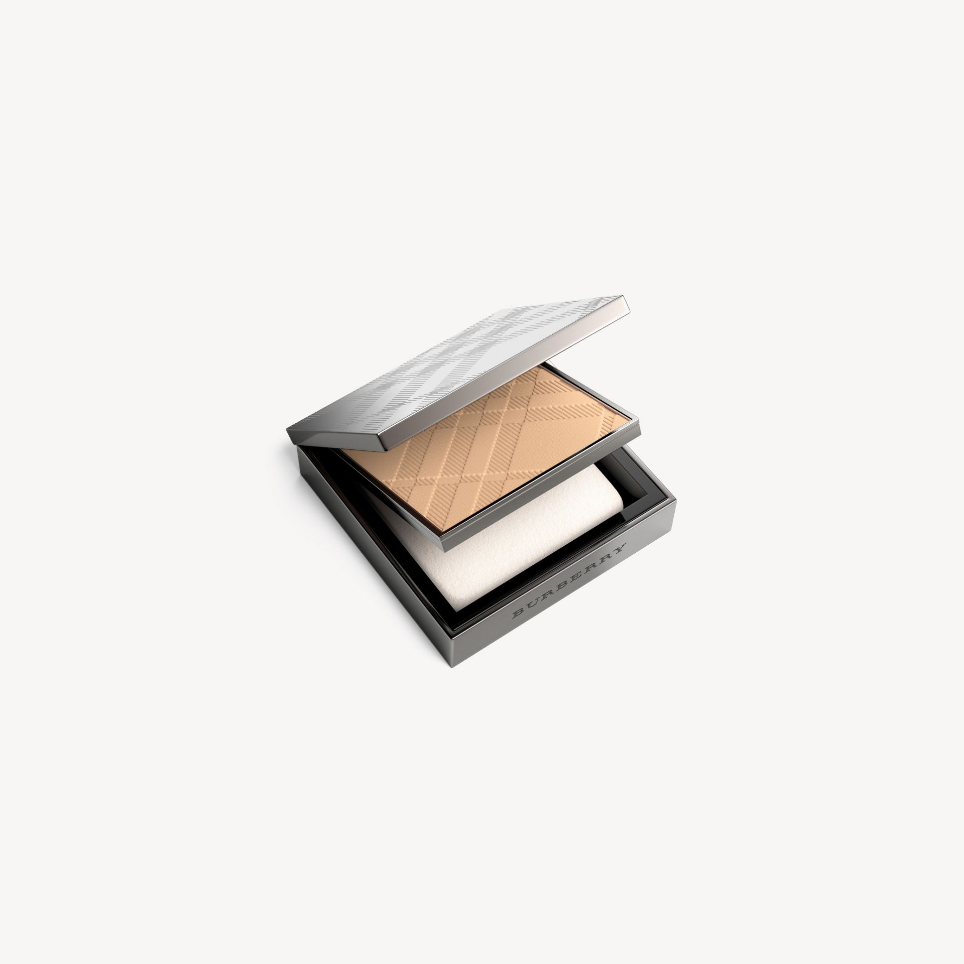 Fresh Glow Compact Foundation – Ochre Nude No.12 - Femme | Burberry - photo de la galerie 1
