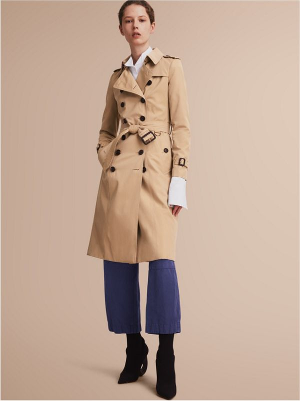 The Chelsea - Trench coat Heritage extra lungo