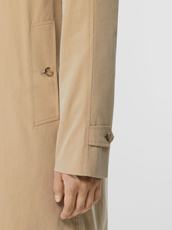 The Camden Car Coat in Honey - Men | Burberry - cell image 3