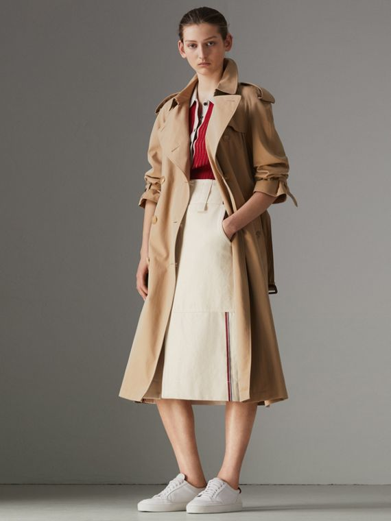 The Westminster – Trench Heritage long (Miel)