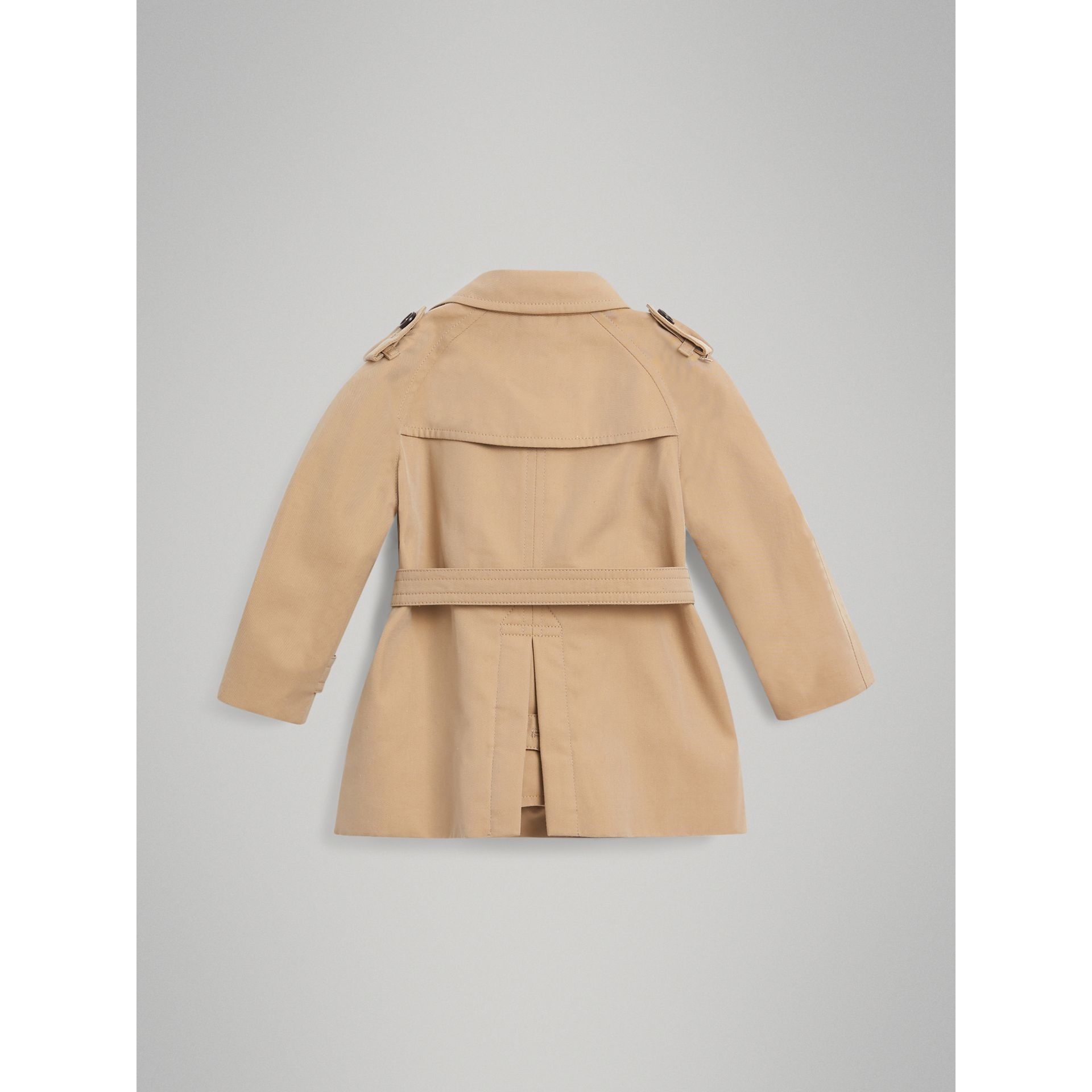 The Wiltshire – Trenchcoat (Honiggelb) | Burberry - Galerie-Bild 3