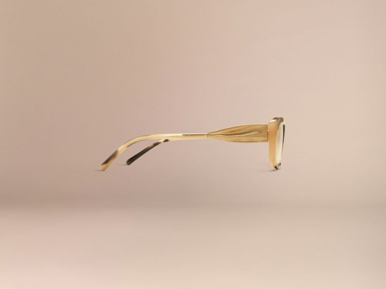 Gabardine Collection Oval Optical Frames - cell image 4
