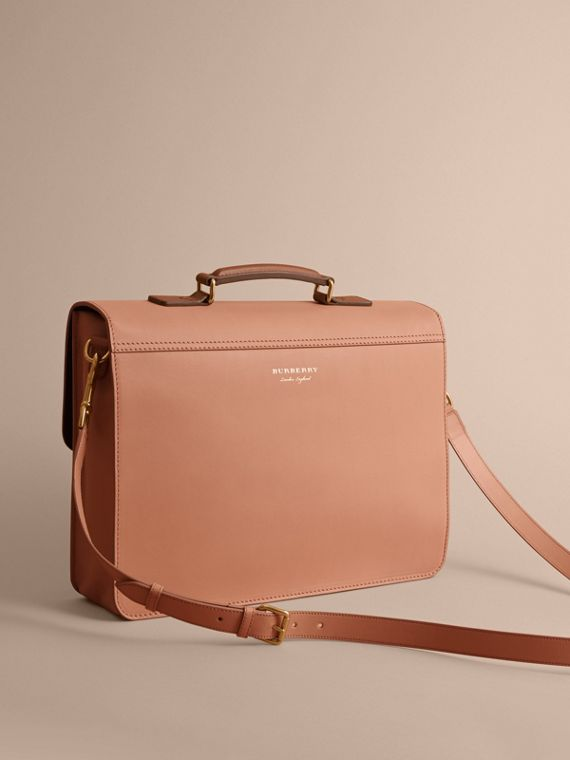 The Medium DK88 Satchel in Pale Clementine - Men | Burberry - cell image 3