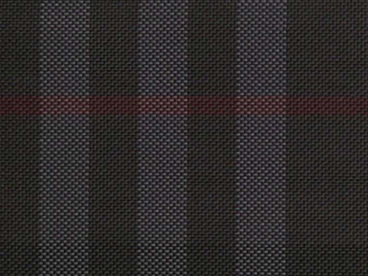 Anthracite/noir Portefeuille continental à motif Horseferry check Anthracite/noir - cell image 1