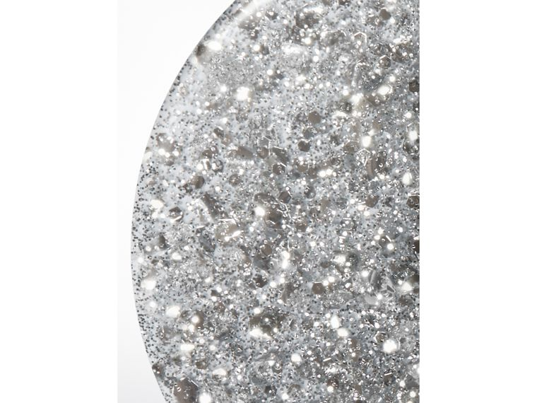 Nail Polish – Silver Glitter No.453 - Women | Burberry - cell image 1