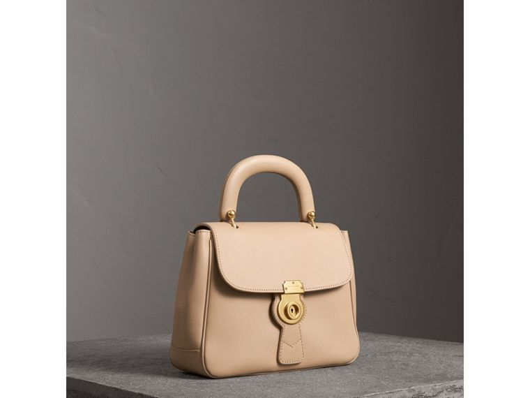 The Medium DK88 Top Handle Bag in Honey - Women | Burberry Hong Kong - cell image 4