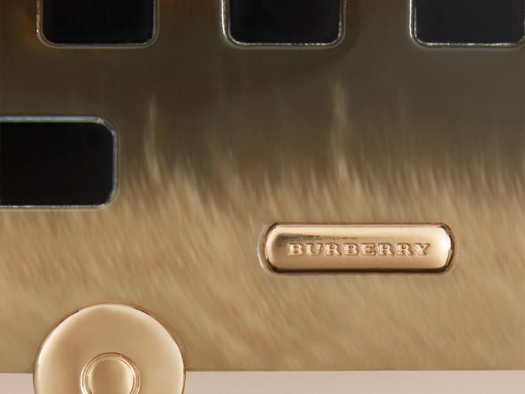 Naturale Ciondolo portachiavi icona britannica - cell image 1