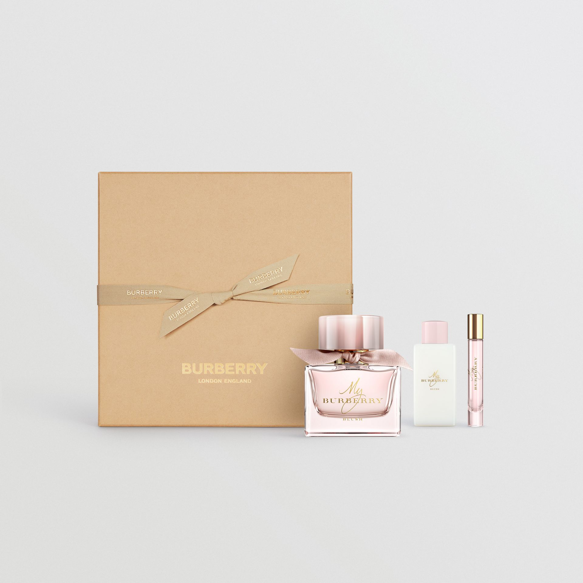 Coffret cadeau Eau de Parfum My Burberry Blush (Miel) - Femme | Burberry - photo de la galerie 0