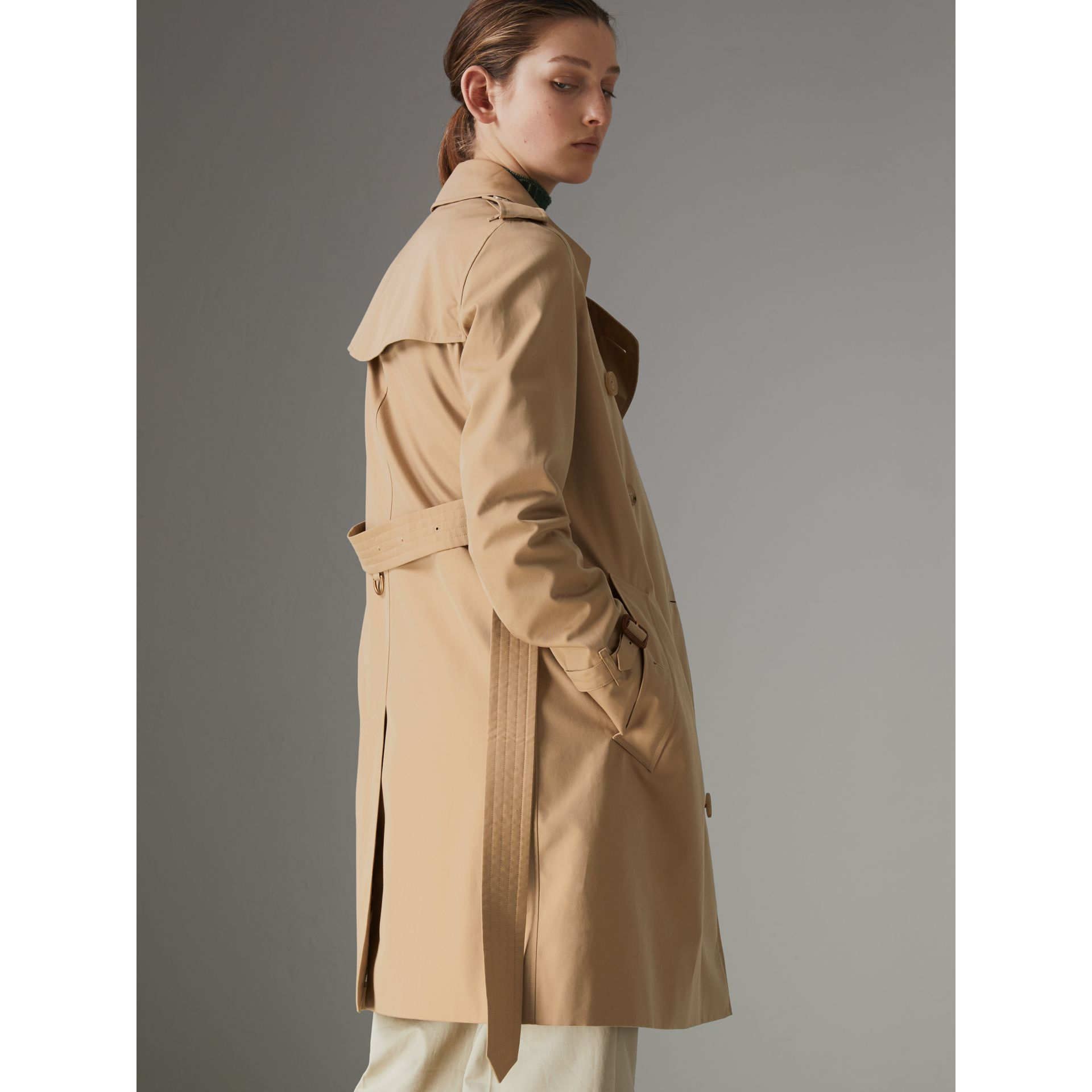 The Kensington – Trench Heritage (Miel) - Femme | Burberry - photo de la galerie 2