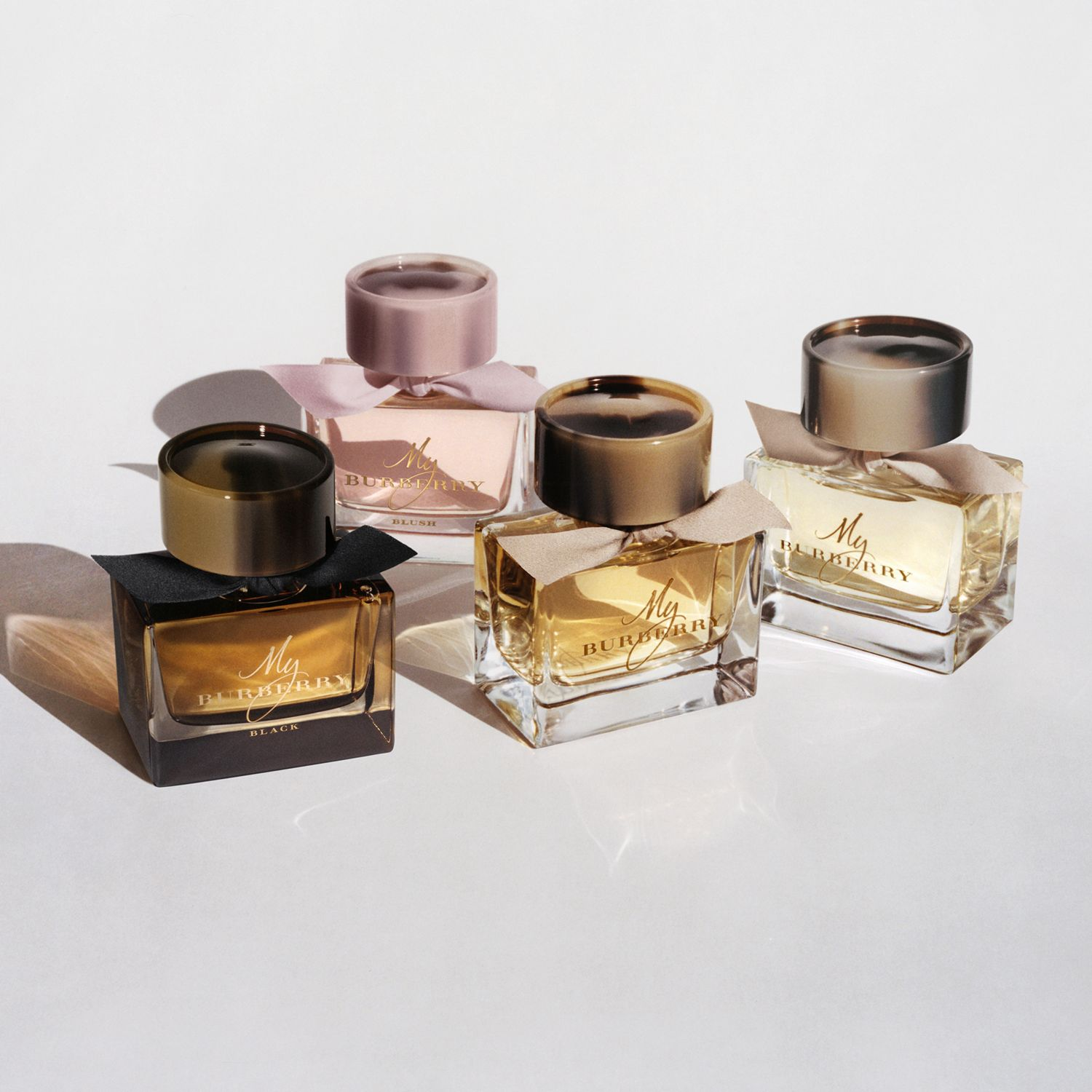 La collection de parfums
