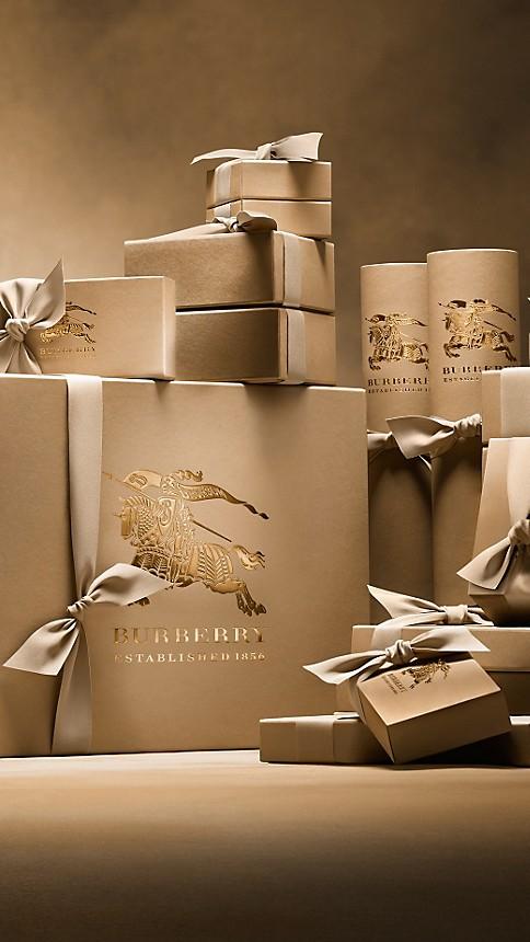 Honey trench My Burberry Eau de Parfum Collector's Edition 900ml - Image 4