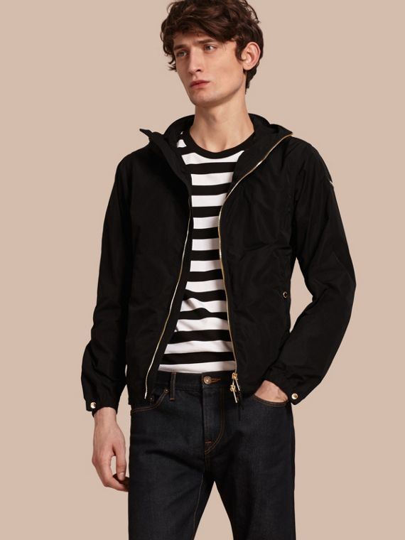 Hooded Lightweight Technical Jacket - Men | Burberry