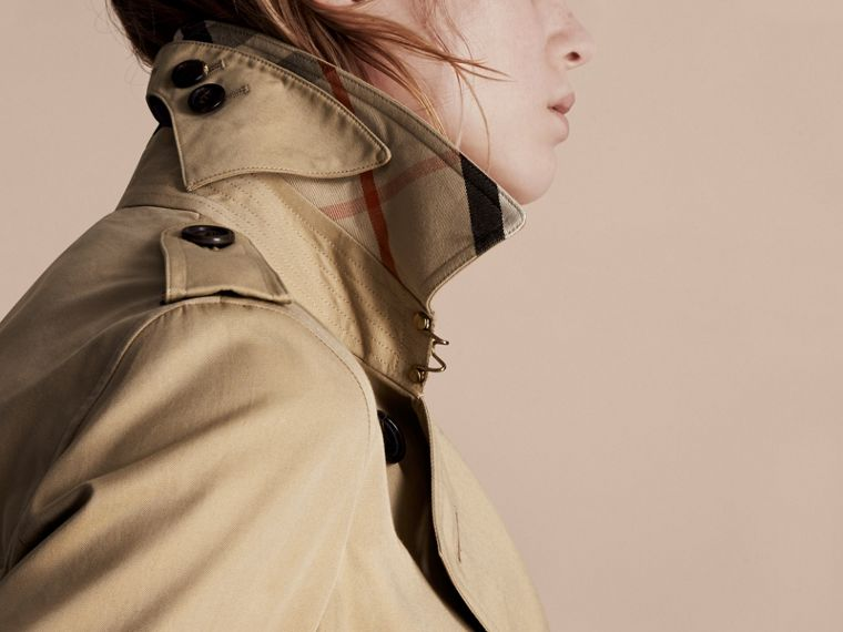 Mel The Kensington - Trench coat Heritage extra longo Mel - cell image 4