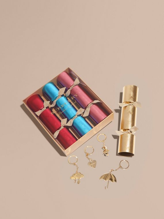 Four-piece Festive Cracker Set